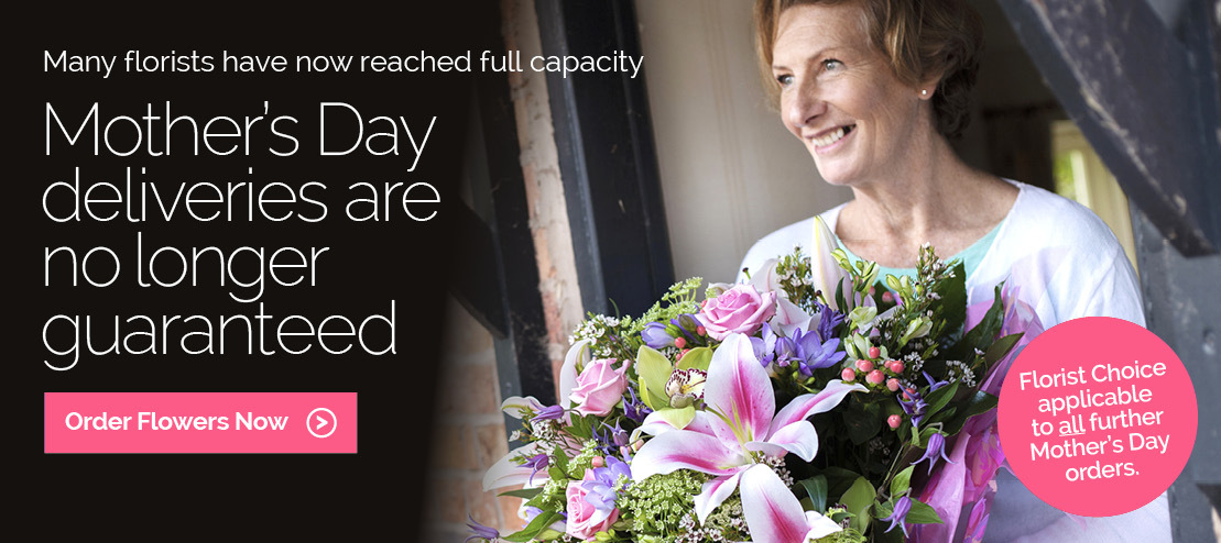 Mother's Day flowers delivered by local florists in NZ