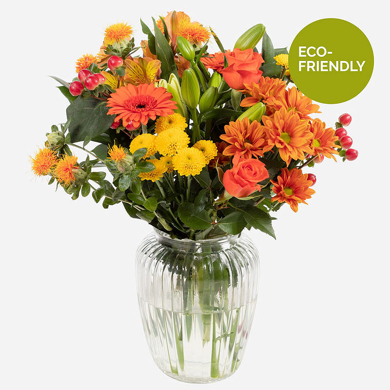 Order Orange Sky flowers