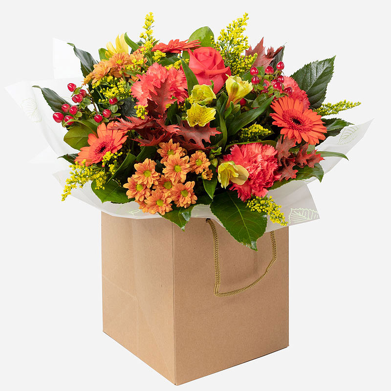 Order Autumn Sunset flowers