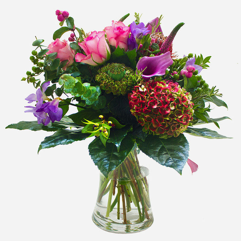 Order The Country Charm flowers