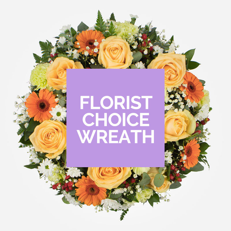 Florists Choice Open Wreath
