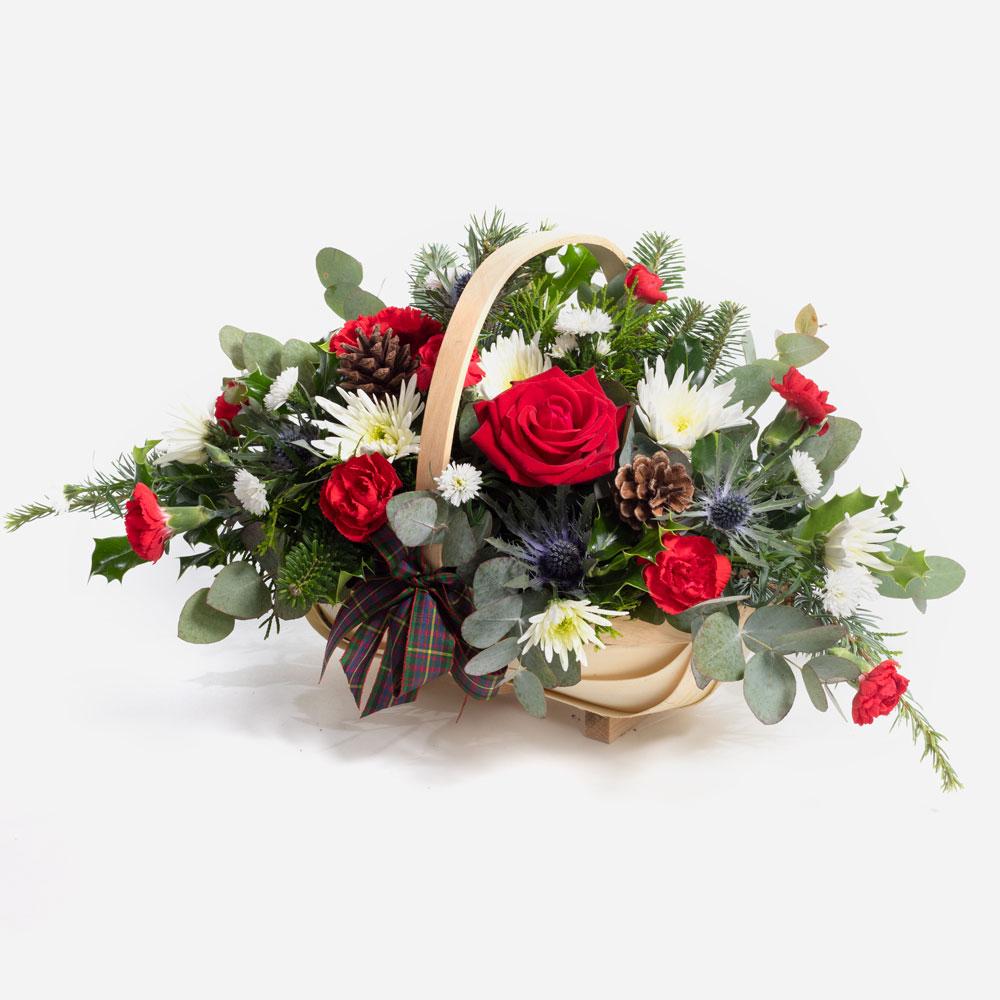 Order Basket of Joy flowers