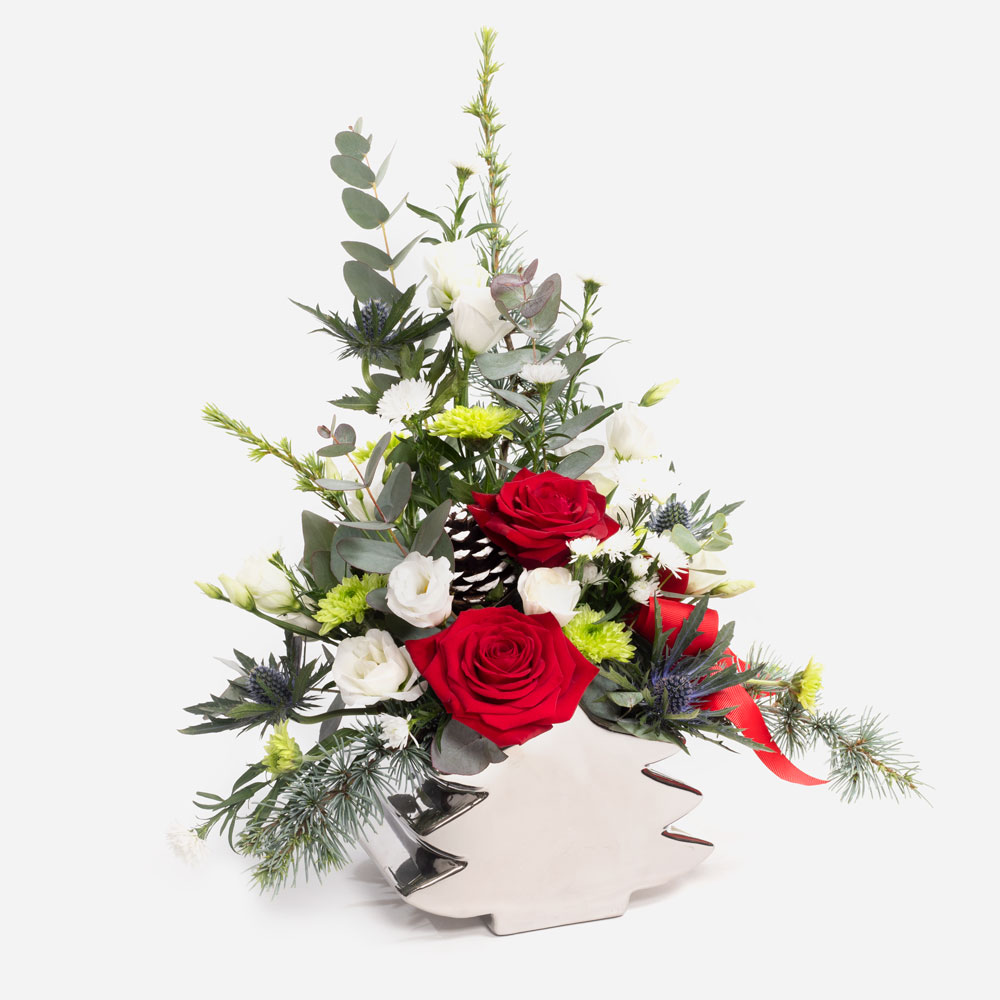 Order Frosted Pine flowers