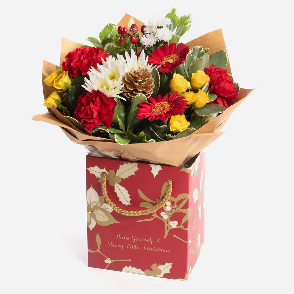 Order Merry & Bright  flowers
